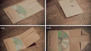 Cd Paper Case Make A Cd Case From A Single Piece Of Paper Imgur
