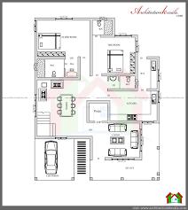Pooja Room Designs In Living Room More Bedroom 3d Floor Plans Clipgoo Architecture Kerala Bed House