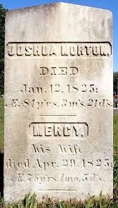 Joshua Morton (1743 - 1825) - Genealogy