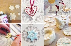 Weihnachtsgeschenke Basteln Mit Kindern Salzteig