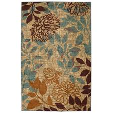 mohawk home picasso wine 7 ft 6 in x 10 area rug 002815