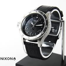 raiders rakuten global market nixon watch 38 20 leather black nixon watch 38 20 leather black gator nixon the 38 20 leather black gator