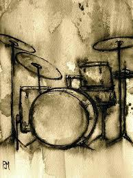 wall arts drum set wall art fine painting vintage drums by metal  on metal drum set wall art with wall arts drum set wall art vinyl sticker head kit metal drum set