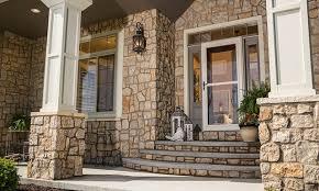 brown front door2017 Color Trends Best Colors for your New Front Door