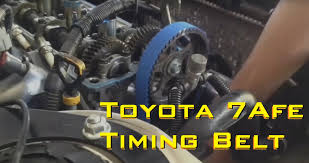 For Toyota Corolla Celica 1 8 7AFE Timing Belt Kit Valve Cover further  furthermore toyota corolla timing belt   eBay moreover OE  Car   Truck Engine Timing  ponents for Toyota Corolla   eBay in addition Repair Guides   Engine Mechanical   Timing Belt And Sprockets also Toyota Corolla Timing Belt Replacement Cost Estimate also When does the timing belt need to be replaced in addition  in addition 1996 Toyota Corolla Timing Belt   Auto Engine And Parts Diagram further Building a 7age   Archive    AE86 Driving Club   AE86DC together with . on 7afe timing belt repment