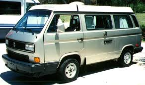 vanagon features
