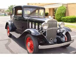 1932 Chevrolet BA Sports Coupe for Sale | ClassicCars.com | CC-986288