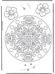 Mandala Fiori Disegni Da Colorare Graffiti Picture Pictures Az