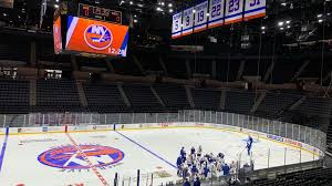 Nassau Coliseum Seating Chart Hockey Islanders To Enjoy Second Chance At Coliseum