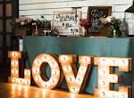 Как сделать буквы длясессии на свадьбу 51