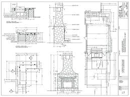 diy brick outdoor fireplace plans free com