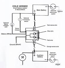 similiar battery isolator wiring keywords dual battery isolator wiring diagram