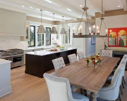 Eat in kitchen lighting Light Fixtures Inspiration Lighting Above Kitchen Table Hanging Light Over Fueleconomydetroit Immense Furniture Contemporary On Decorating Idea Grand River Transitional Kitchen Table Lighting Kitchen Appliances Tips And Review
