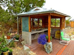 Outdoor Kitchen Roof Alt Build Blog Building An Outdoor Kitchen 2 Framing The Walls