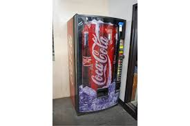 Soda Can Vending Machine Enchanting ROYAL VENDORS INC MODEL RVCC 4848 SODA CAN VENDING MACHINE SN
