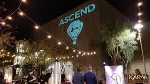 paradise garden lighting spectacular effects. Breathtaking Corporate Event At Phoenix Art Museum Paradise Garden Lighting Spectacular Effects