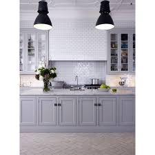 biselado white wall tile 200mm x 100mm
