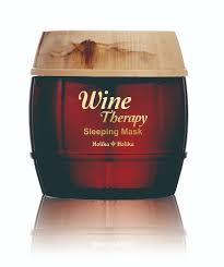 <b>Ночная винная маска-желе</b> с красным вином, HOLIKA HOLIKA ...