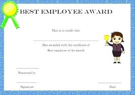 Funny Awards At Work Free Funny Award Certificates Templates Sample In All Plus 6