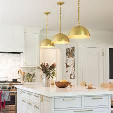 Dome Kitchen Light Fixture How To Hang Pendants Chandeliers Schoolhouse 101