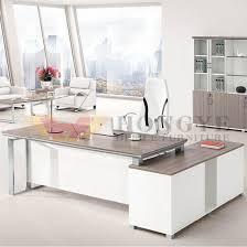 white office design. Interesting White China Super Model White Office Luxury Ceo Desk Hynnhjt72 Inside Design