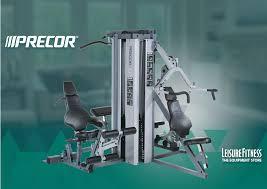 Precor S3 45 Strength System Johnson Fitness