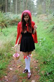 outfit little red riding hood