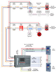 addressable fire alarm systems 2 wire (reset) manual call point Siemens 540 100 Wiring Diagrams at 2 Wire Heat Detector Wiring Diagram