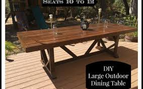 trestle round plans and table furniture cedar rectangular set chair cover concrete costco chairs rectangle wood