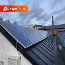 Inverter For Solar Panels Design Hot Item Rosen Design 9kw Off Grid Inverter Solar Power System