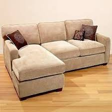 ... Bright Ideas Small Sectional Sofa With Chaise Lounge Manificent  Decoration Couch Attached Quinn Reversible ...