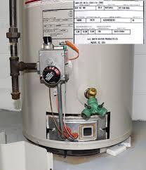 ao smith gas water heater. Ao Smith Gas Water Heater O