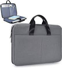 Buy 15.6 Inch Laptop Bag,Laptop Sleeve Case for HP Pavillion/HP Premium/HP  Envy x360 15.6,Lenovo Ideapad 330,Lenovo Yoga 720/730 15.6,Acer Aspire  5/Acer Aspire E 15 with Handle Sleeve Bag(Space Grey) Online in Taiwan.