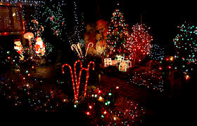 Washington From The Best Christmas Light Displays In Every