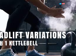 free follow along kettlebell workout