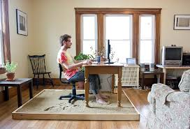 creating home office. 5 tips for creating more space in your home office