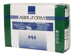 Abena Abri Form Size Chart Abena Abri Form Comfort Briefs Medium M4 14 Count