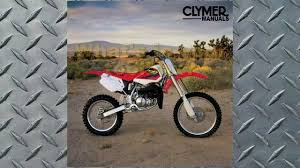clymer manual honda cr80r cr80rb expert 1997 2002 manual clymer manual honda cr80r cr80rb expert 1997 2002 manual m435 at bikebandit com