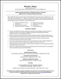Blue Collar Resume Free Resume Templates 2018