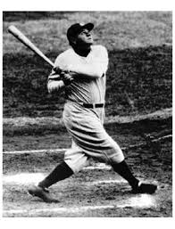 babe ruth shadows and light while gehrig s drives lacked some of the rapidity and booming arc of ruth s he outdid his more celebrated teammate in two noteworthy areas of the game