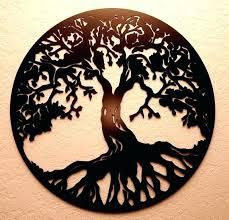 tree of life metal wall decor tree of life metal art tree of life metal wall