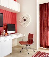 office decors. Elegant Red Office Decoration Decors .