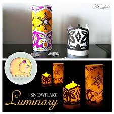 Diy Candle Holders Diy Candle Holders And Luminaries Moms And Crafters