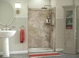 flex stone shower shower shower shower kit reviews flexstone shower surround installation