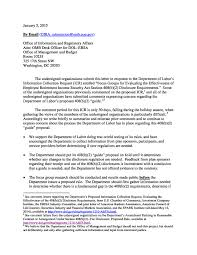 letter expressing concern advisorselect joint comment letter on 408b2 focus group icr