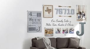 personalized wall art personalization