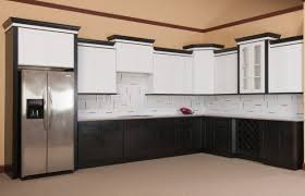 Rta Shaker Kitchen Cabinets Shaker White Or Antique White Kitchen Cabinets We Ship Everywhere