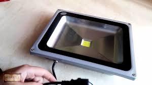 Мощный светодиодный <b>прожектор</b> или уличный фонарь 50W ...