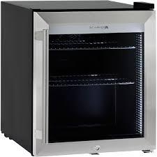 top notch mini beverage fridge glass door glass door mini fridge stainless steel beverage cooler mini