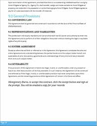 Wordpress Development Proposal Sample General Provisions Wordpress ...